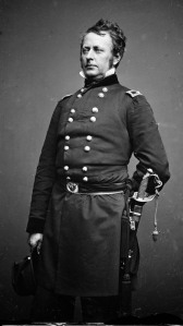 Union Major General Joseph Hooker
