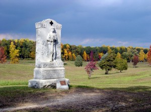 Bloody Angle at Spotsylvania