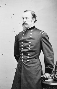 James Wilson, shown here as a Major General.