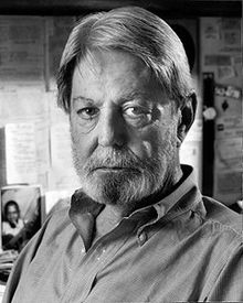Author Shelby Foote.