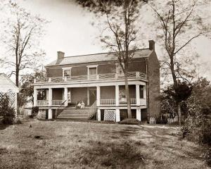McLean House at Appomattox.