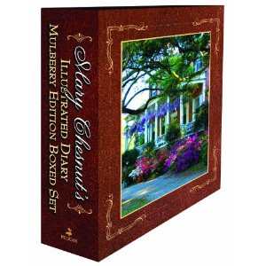 Mary Chesnut's Illustrated Diary--Mulberry Edition Boxed Set