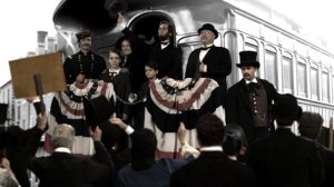 Lincoln's Inaugural Express--with Ellsworth & Lamon aboard!