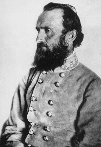 "Lieutenant General Thomas J. ""Stonewall"" Jackson"
