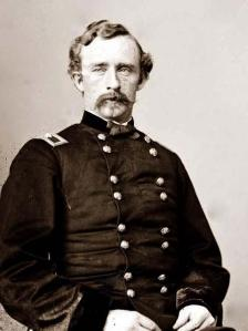 A newly-minted Brigadier General Custer
