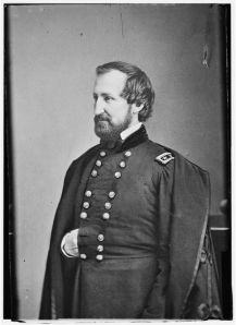William S. Rosecrans, the commander of the Army of the Cumberland.