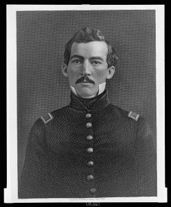 A prewar photograph of Phil Sheridan. Courtesy of the Library of Congress.