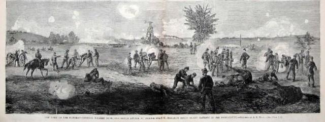 Harper's Weekly, November 7, 1863