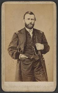 Ulysses S. Grant. Courtesy of the Library of Congress.