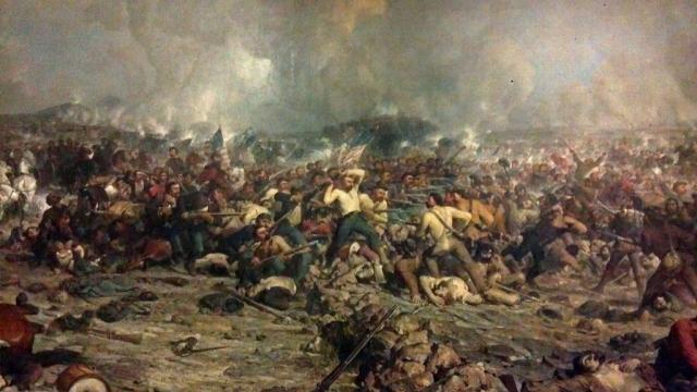 Pickett's Charge, Gettysburg