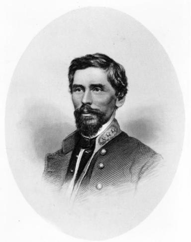 Major General Patrick R. Cleburne