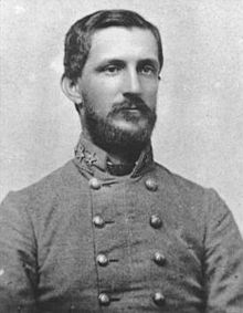 Confederate General Hoke