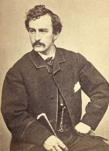 Actor/Assassin John Wilkes Booth