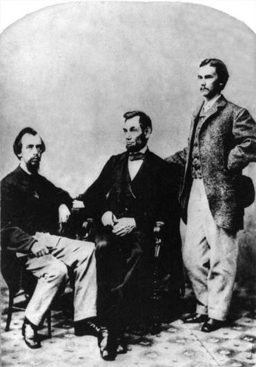 Nicolay, Lincoln, and Hay