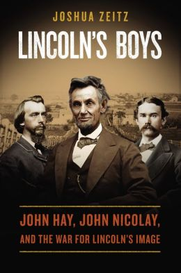 Lincoln's Boys cover