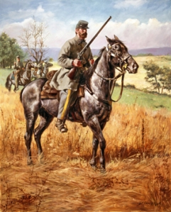 18R -4th VA Cavalry - Black Horse Troop