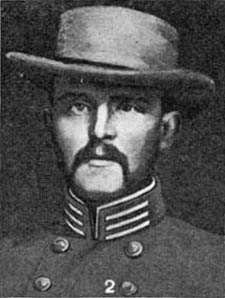 Captain William T. Nicholson, 37th North Carolina