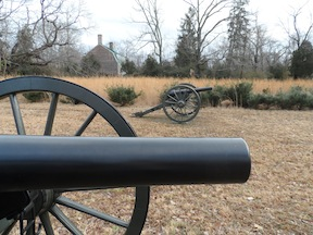 Rural Plains at Totopotomoy Creek Battlefield
