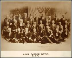 UCV post named for Winnie Davis