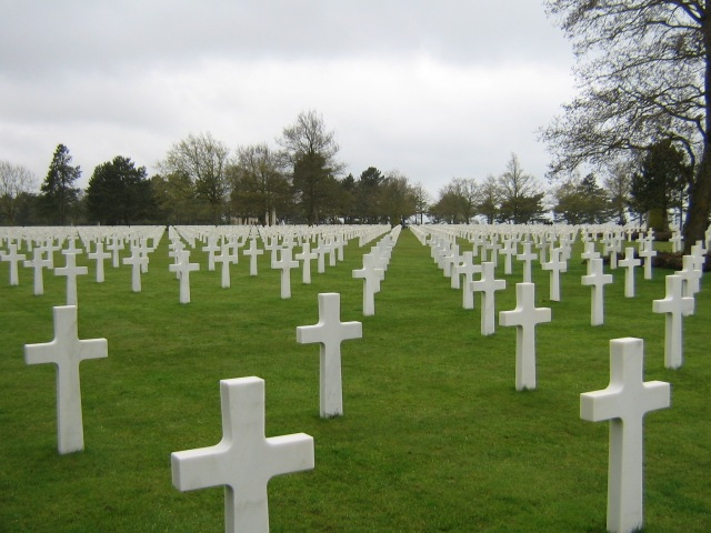 Those who made the ultimate sacrifice in the Normandy Campaign.
