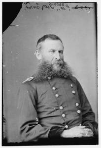 Brig. Gen. George Crook