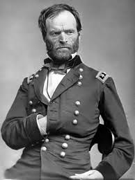 Union General William T.  Sherman
