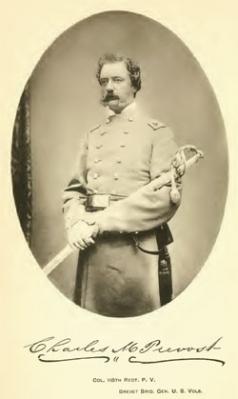 Colonel Charles Prevost