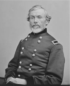 General Henry Wessels, pictured in 1863.  (National Archives)