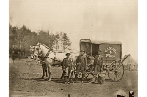 Mail Wagon
