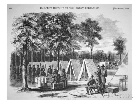 alfred-r-waud-pennsylvania-soldiers-voting-in-september-from-harper-s-weekly-29th-october-1864