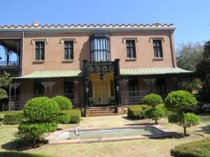 Sherman's Headquarters in Savannah.