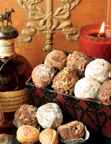 Bourbon Balls!!