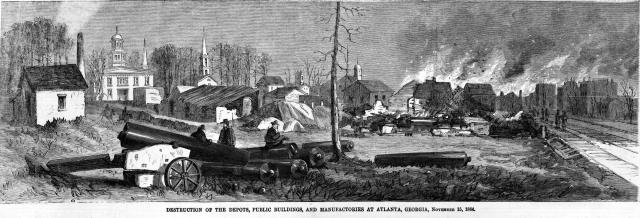 Destruction of Atlanta