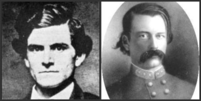 Brig. Gens. John C. Cater & John Adams