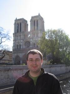 Paris Notre Dame 2