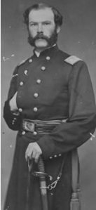 Lieutenant Colonel Francis Miller,147th New York. Courtesy of the New York State Military Museum