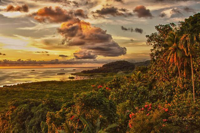 Pohnpei Sunset