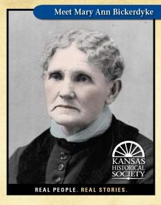 Mary Ann Bickerdyke's Rookie Card