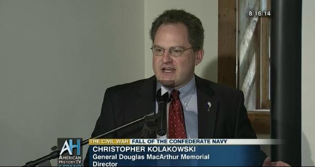Chris K Last Years Symposium