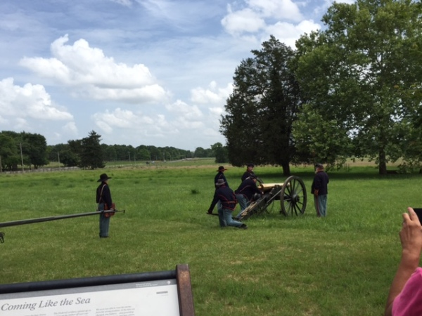 Living History Weekend at Stones River National Battlefield