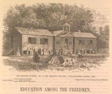 Sea Island School