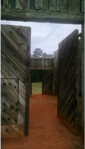 Reconstructed Gate.