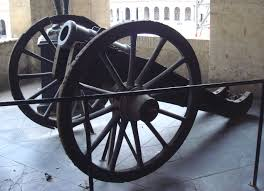 6 inch howitzer Gribeauval