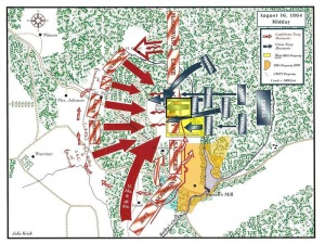 Second Deep Bottom Map.