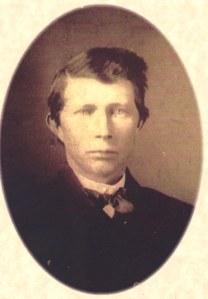 Cumberland George Orrison