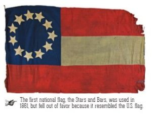 The Stars and Bars