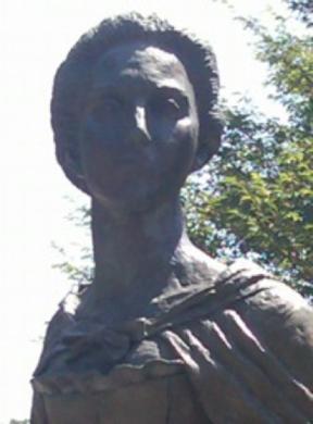 Abigail Statue
