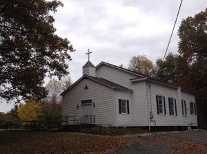 Modern Day Bethsaida Church, Photo by Chris Mackowski
