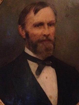 Courthouse Museum Davis Portrait
