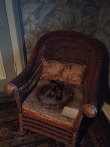 Grant's Chair